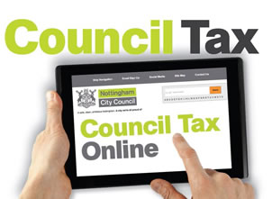 New and Improved Council Tax Online Service!